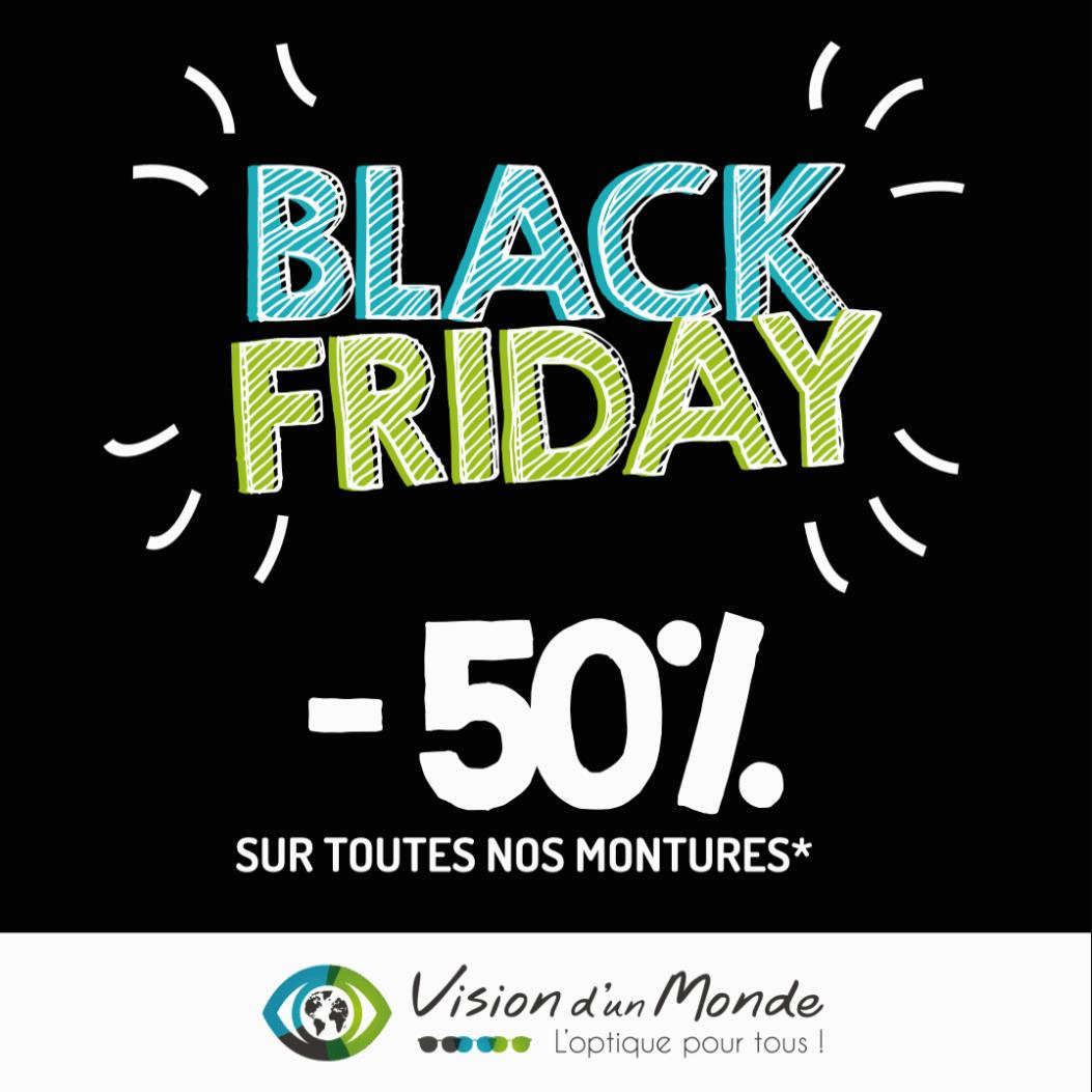 Vision dun monde BLACK FRIDAY