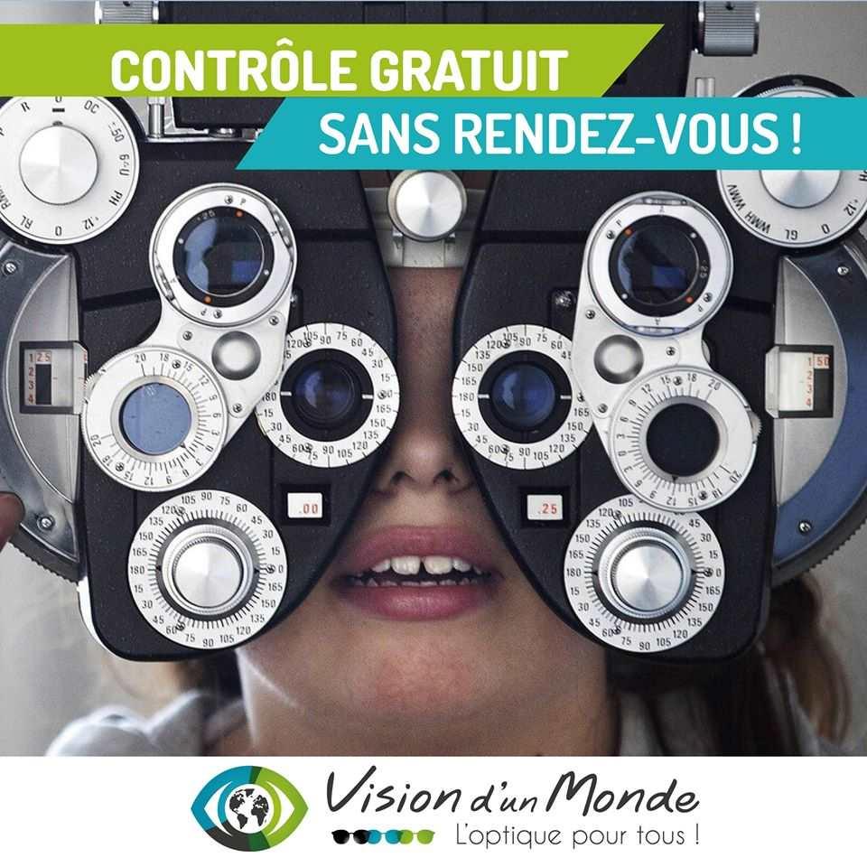 Controle gratuit sans RDV