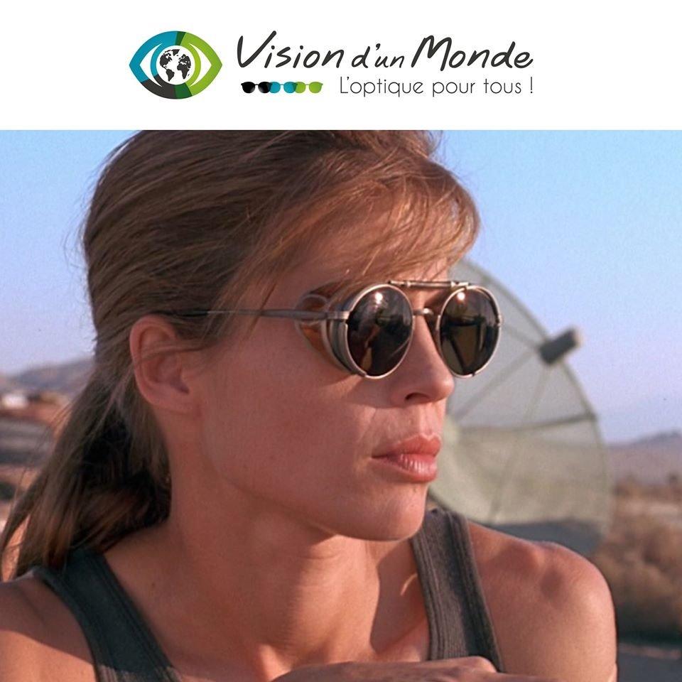 Vision d un monde printemps du cinema Linda Hamilton