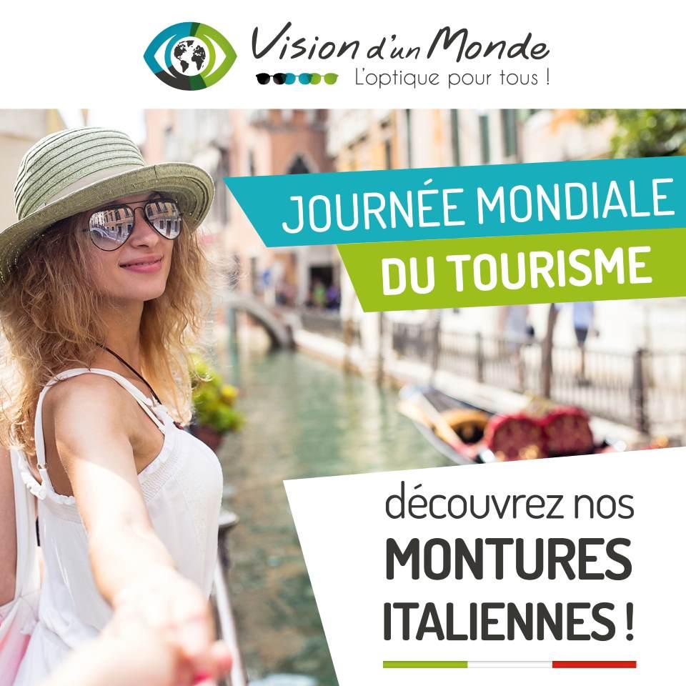 Journee mondial du tourisme chez Vision dun Monde