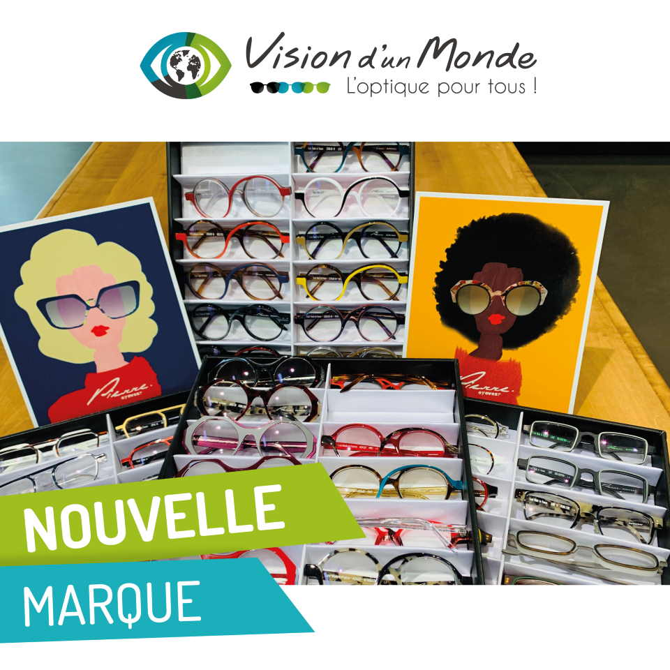 VISION DUN MONDE Pierre Eyewear