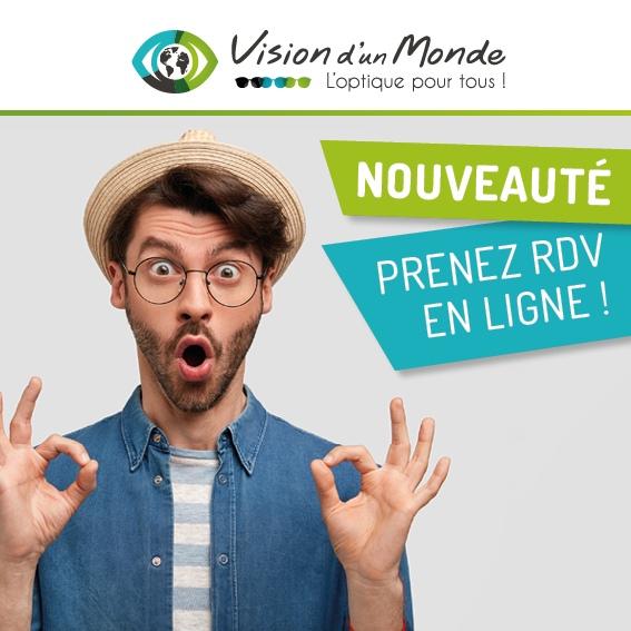 Vision dun monde RDV en ligne