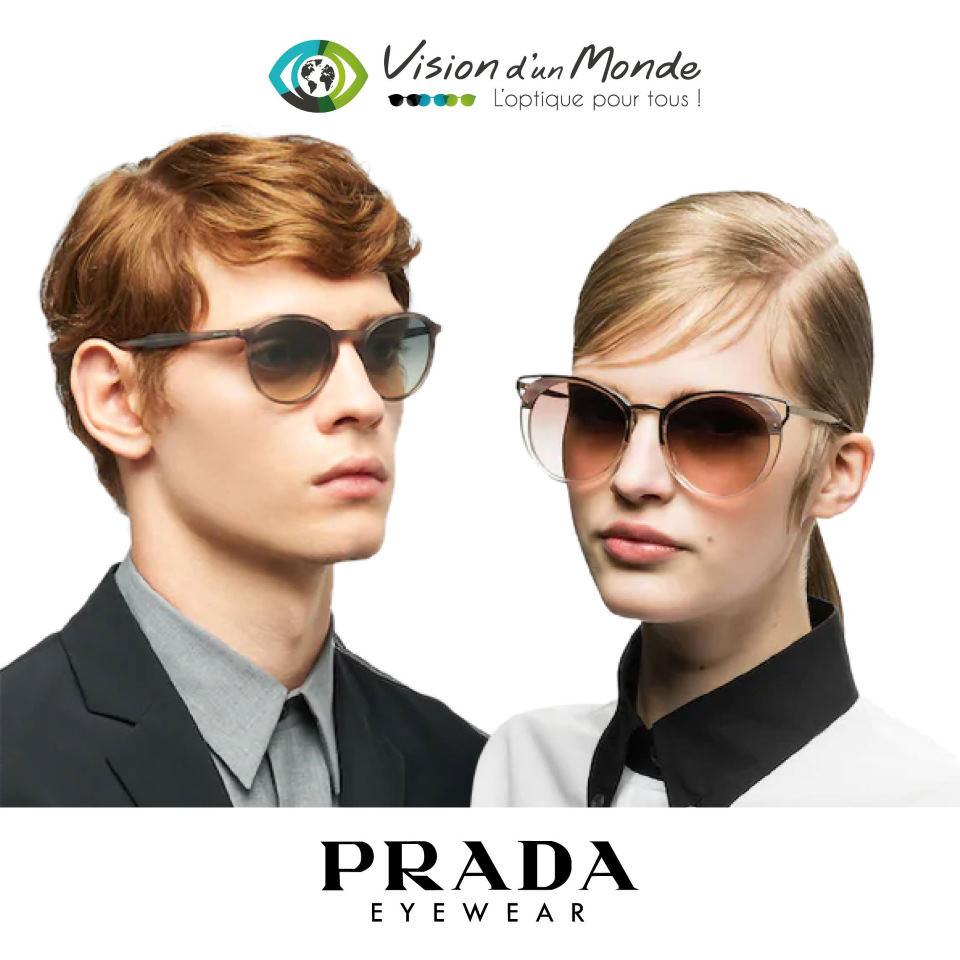 Vision d un monde Cholet Collection Prada Eyewear