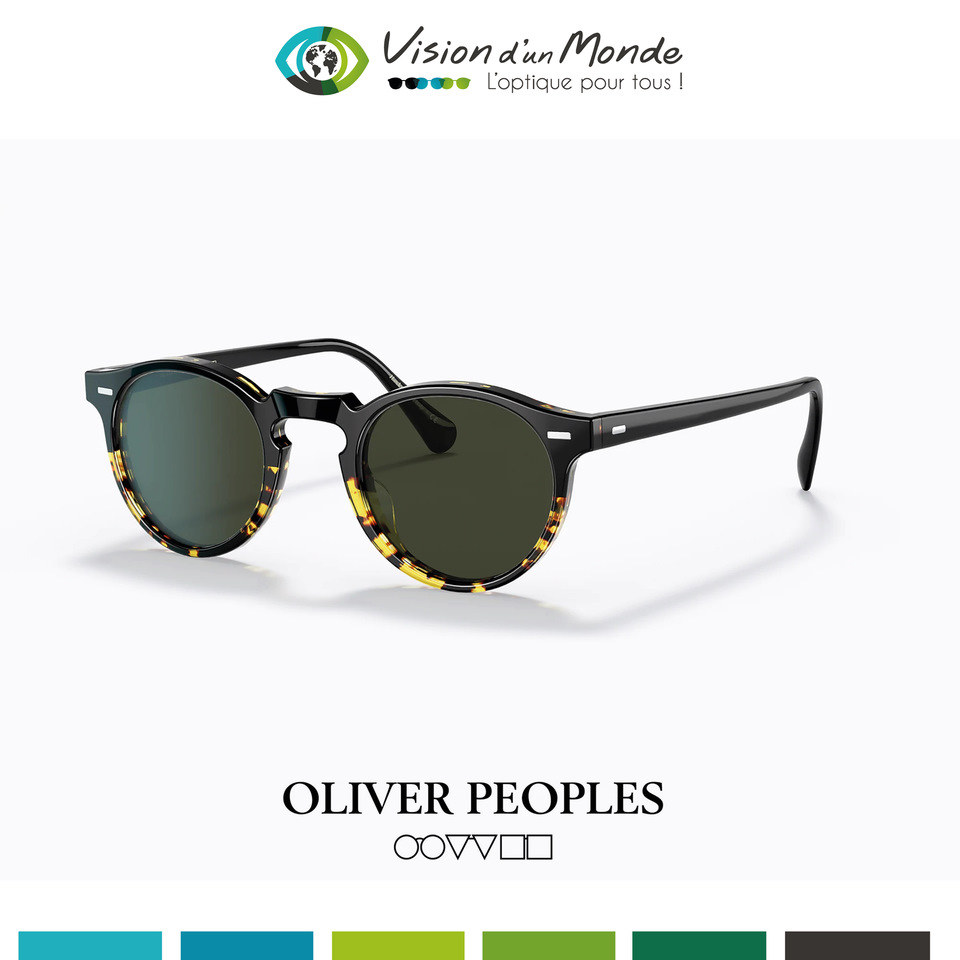 Collection Olivier Peoples 2