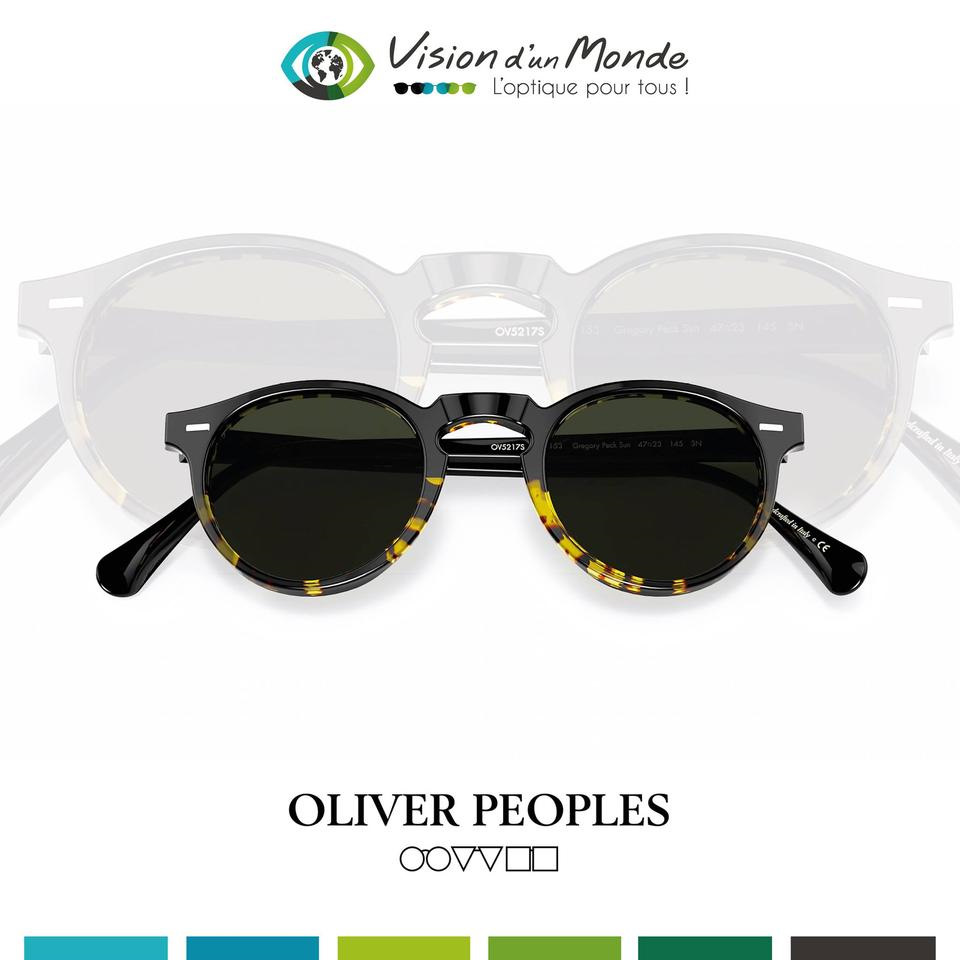 Collection Olivier Peoples
