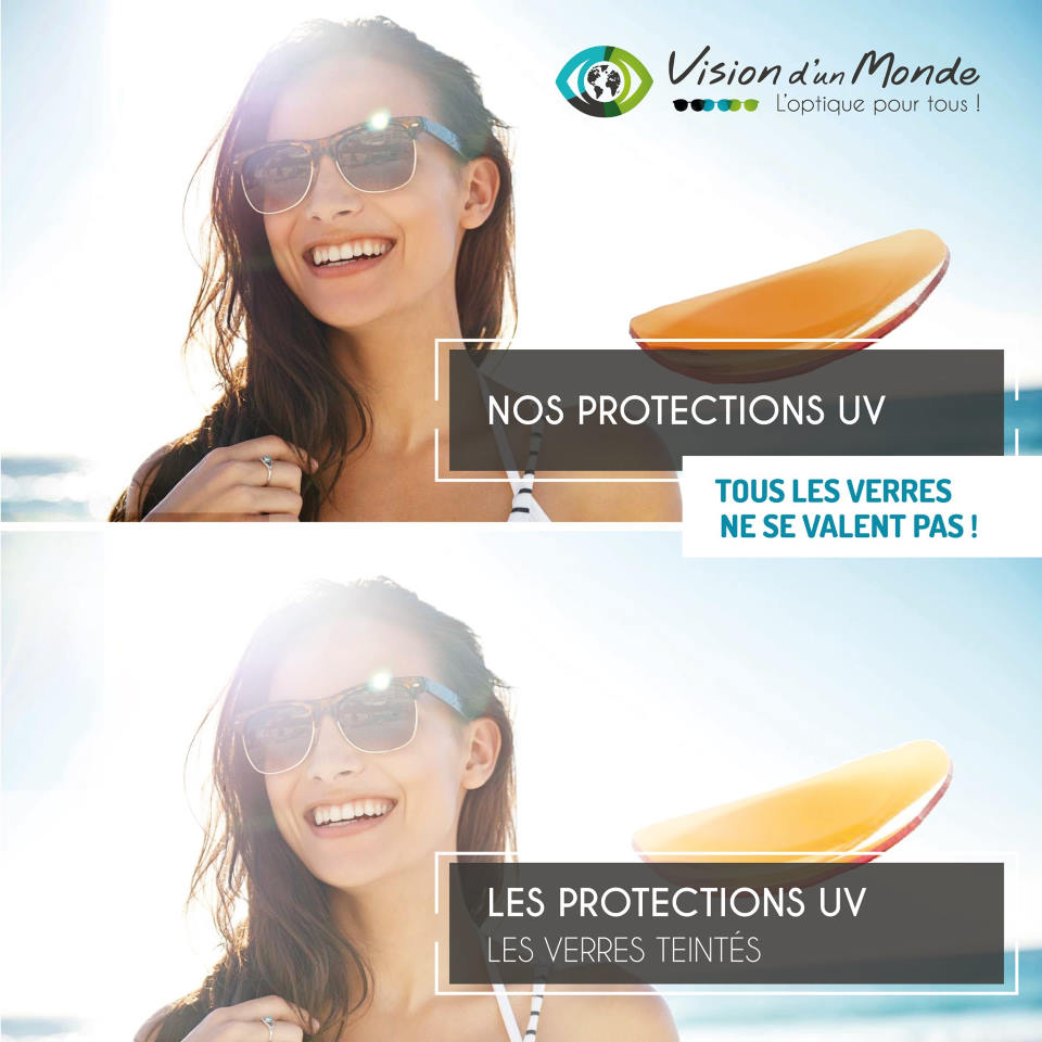 Nos protections UV