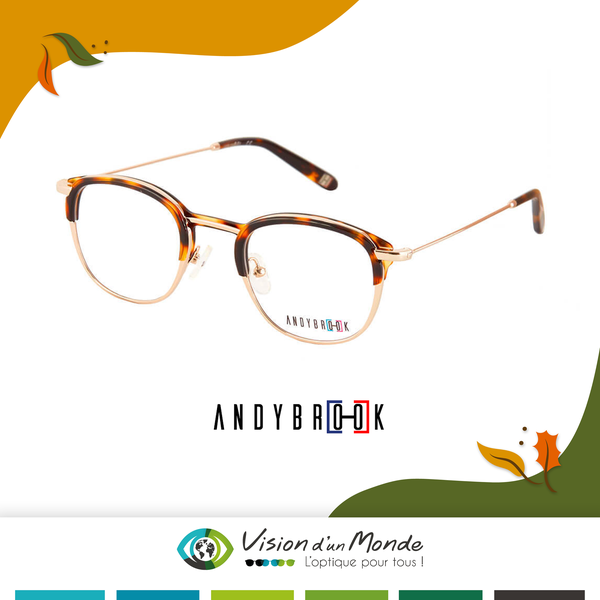 lunettes andy brook